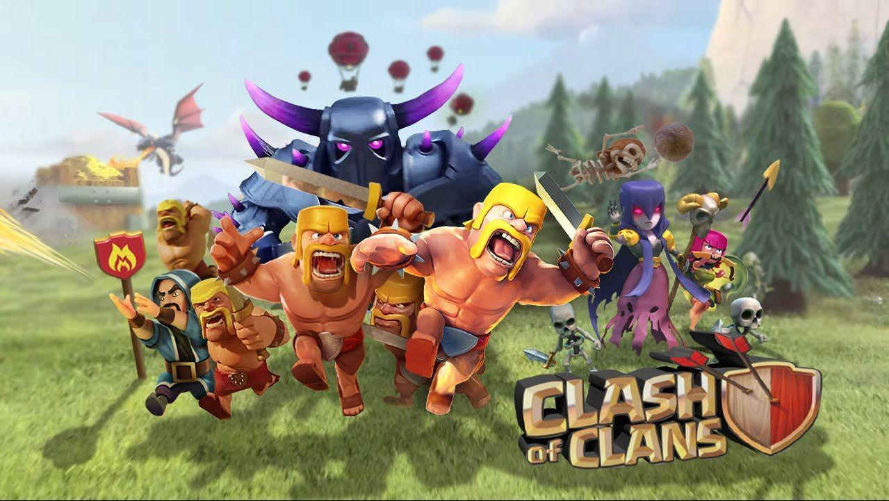 clash of clans hack mod