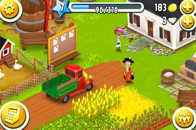 game hay day mod