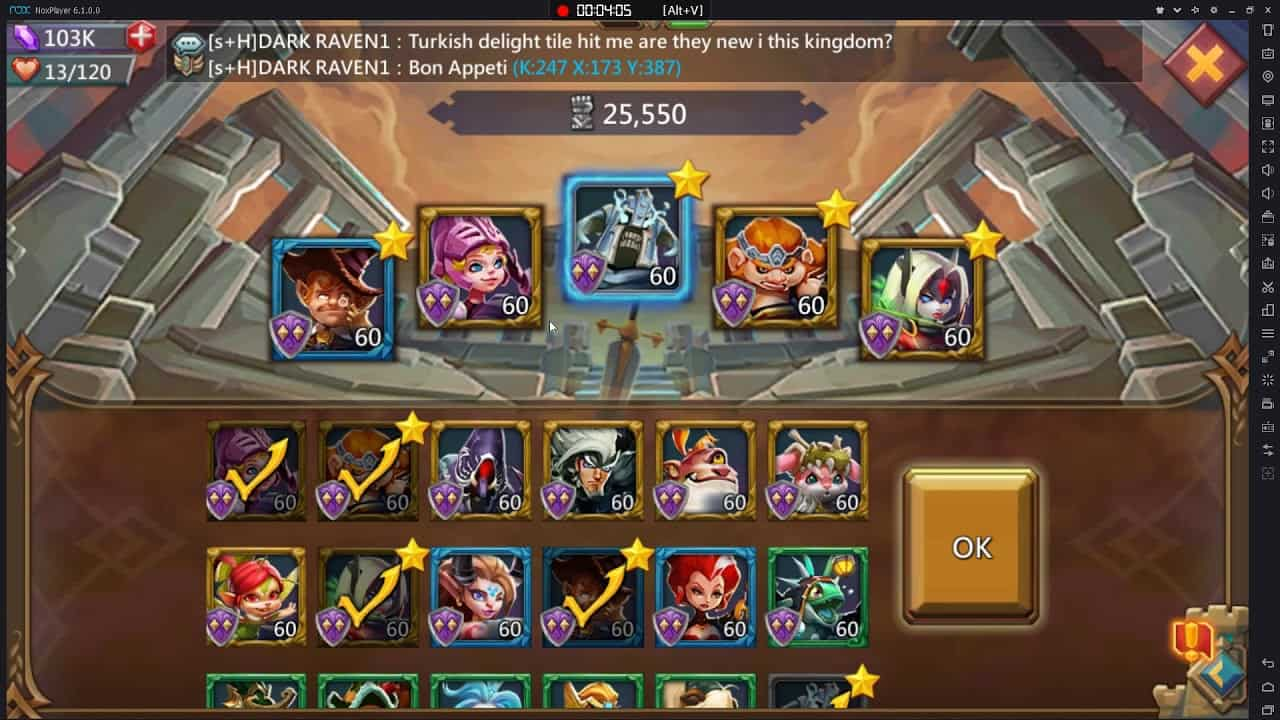 lineup lords mobile hack mod