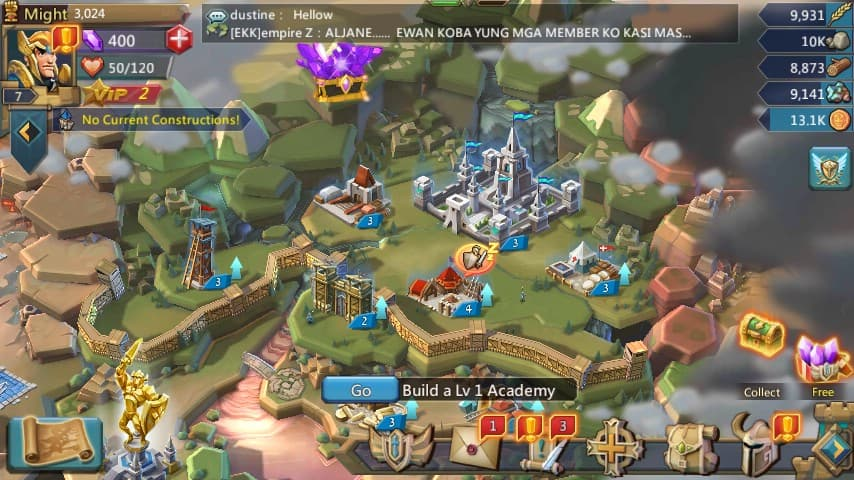 lords mobile mod full apk