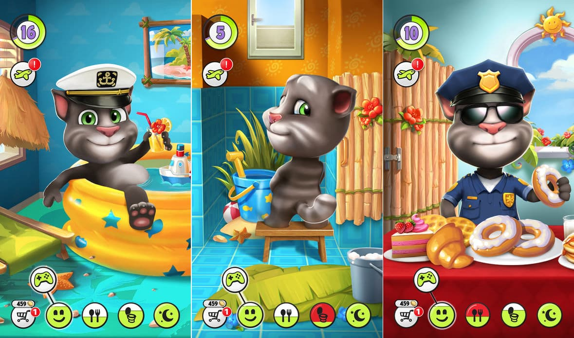my talking tom mod android
