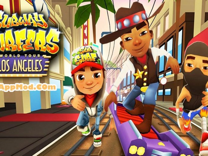 subway surfers mod hack