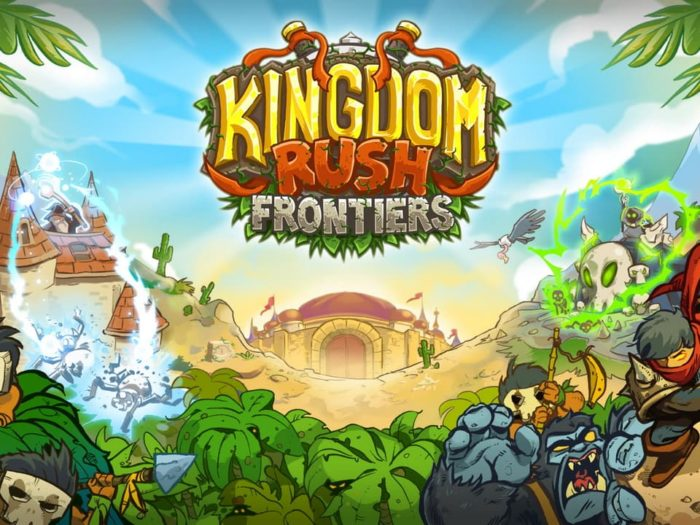 kingdom rush frontiers mod android