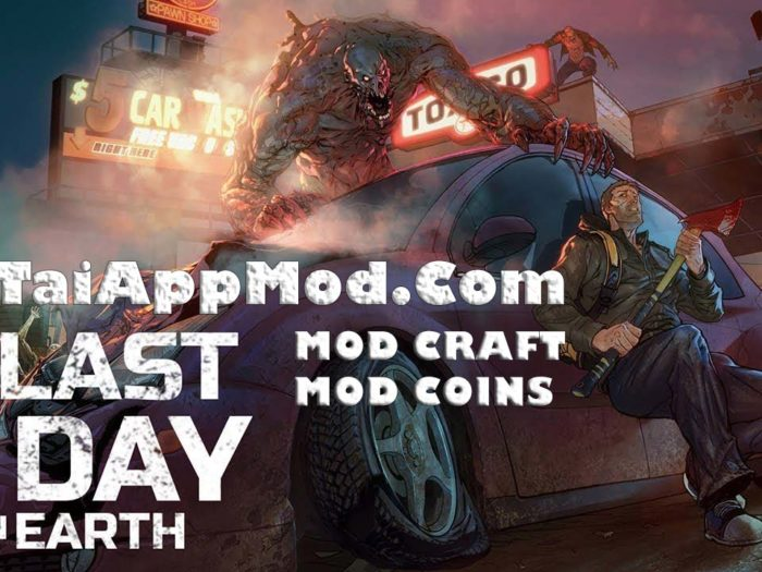 last day on earth mod hack