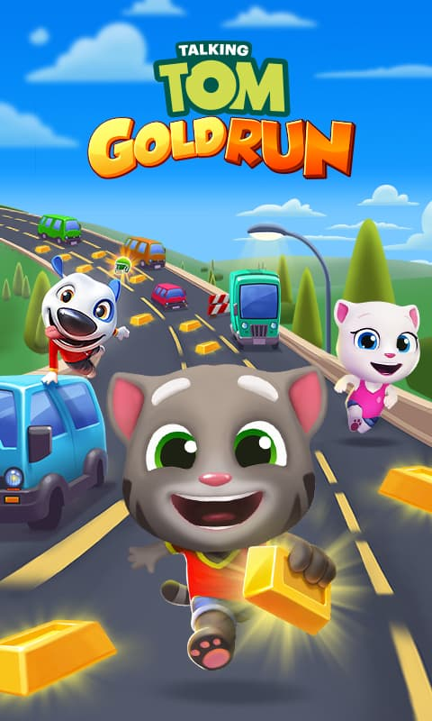 talking tom gold run mod hack