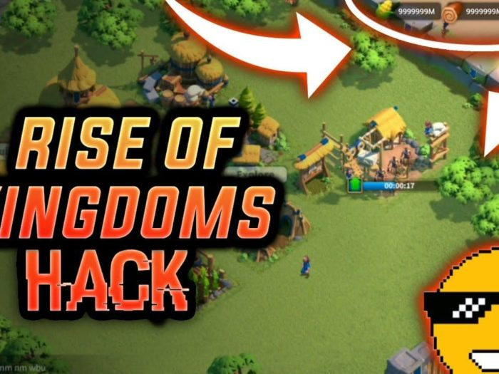 hack rise of kingdoms