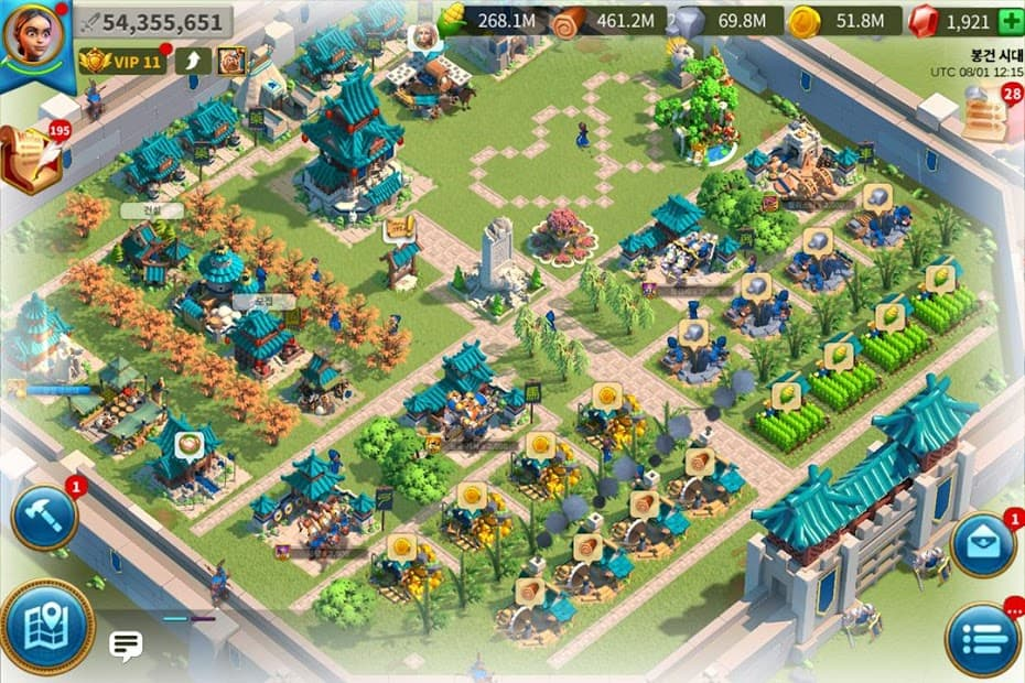 tải hack rise of kingdoms apk