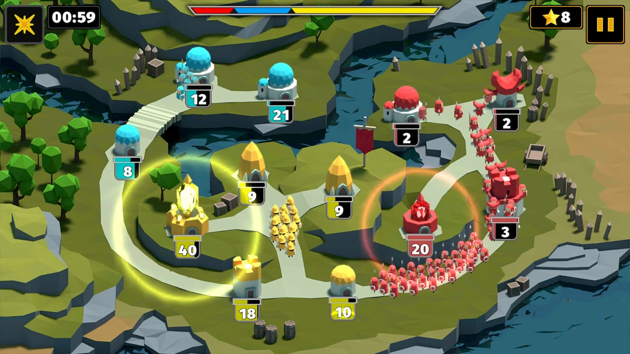battle time 2 mod android