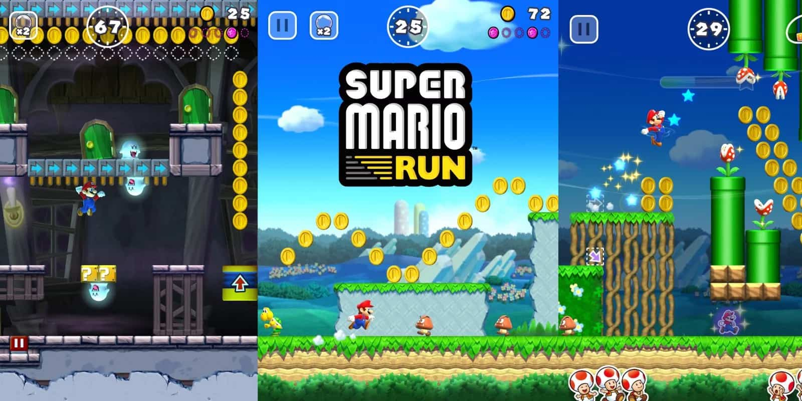 tải hack super mario run apk