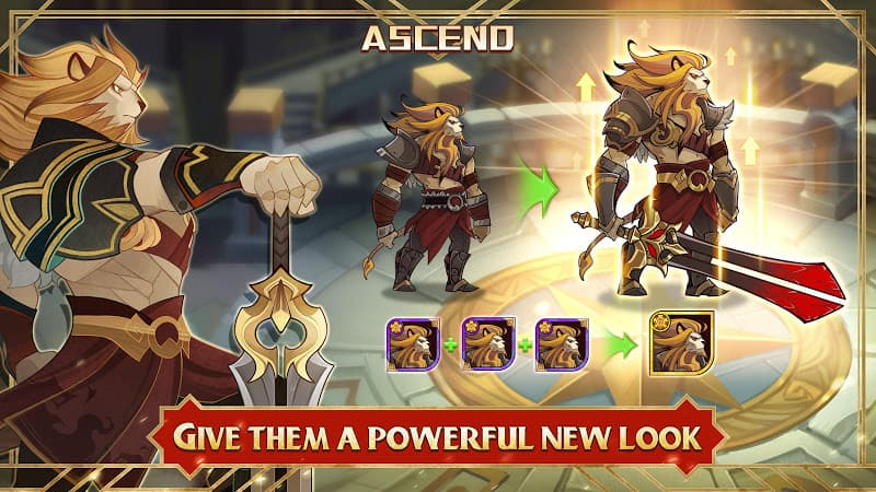 afk arena apk cho android